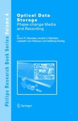Meinders, Erwin R. - Optical Data Storage, ebook