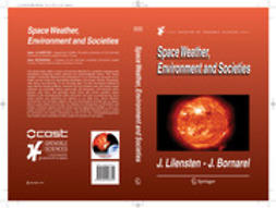 Bornarel, Jean - Space Weather, Environment and Societies, ebook