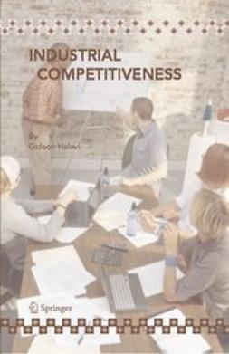 HALEVI, GIDEON - Industrial Competitiveness Cost Reduction, ebook