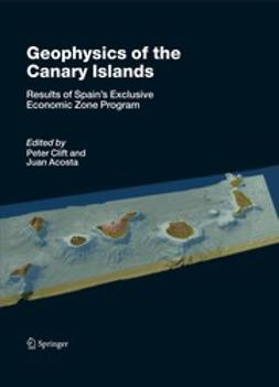 Acosta, Juan - Geophysics of the Canary Islands, ebook
