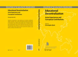 BJORK, CHRISTOPHER - Educational Decentralization, ebook