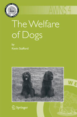 Stafford, Kevin - The Welfare of Dogs, ebook