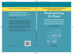 Trappl, Robert - Programming for Peace, e-bok