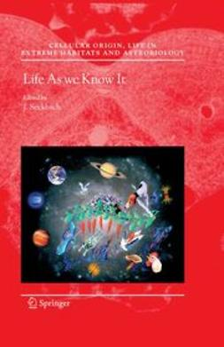Seckbach, Joseph - Life as We Know It, ebook