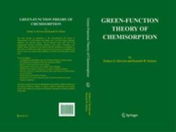 Davison, Sydney George - Green-Function Theory of Chemisorption, ebook