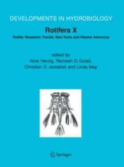 Gulati, Ramesh D. - Rotifera X, ebook