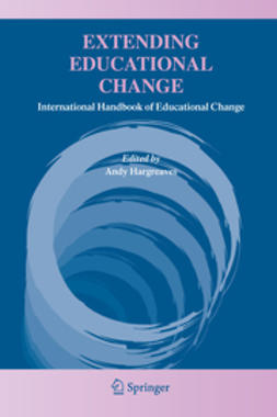 Hargreaves, Andy - Extending Educational Change, ebook