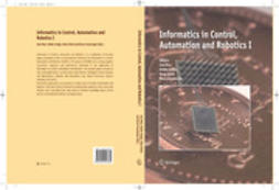 ARAÚJO, HELDER - INFORMATICS IN CONTROL, AUTOMATION AND ROBOTICS I, ebook