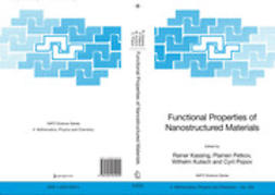 Kassing, Rainer - Functional Properties of Nanostructured Materials, ebook