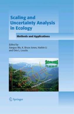 JONES, K. BRUCE - SCALING AND UNCERTAINTY ANALYSIS IN ECOLOGY, ebook