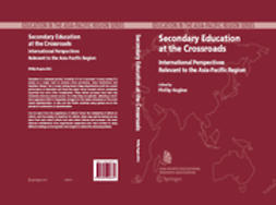 Hughes, Phillip - Secondary Education at the Crossroads, e-bok