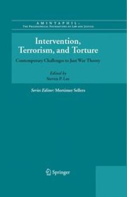 Lee, Steven P. - Intervention, Terrorism, and Torture, ebook