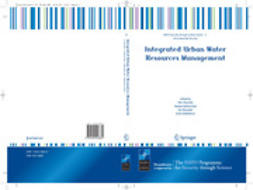 Hlavinek, Petr - Integrated Urban Water Resources Management, ebook