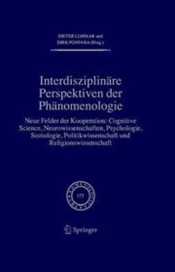 Fonfara, Dirk - Interdisziplinäre perspektiven der phänomenologie, ebook