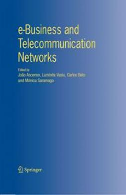 Ascenso, João - e-Business and Telecommunication Networks, ebook