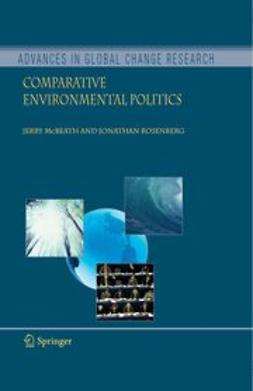 McBeath, Jerry - Comparative environmental politics, e-bok