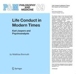 Bormuth, Matthias - Life conduct in modern times, ebook