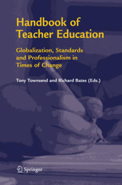 Bates, Richard - Handbook of Teacher Education, e-bok