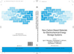 Barsukov, Igor V. - New Carbon Based Materials for Electrochemical Energy Storage Systems: Batteries, Supercapacitors and Fuel Cells, ebook
