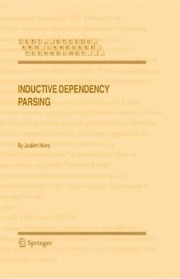 Nivre, Joakim - Inductive Dependency Parsing, ebook
