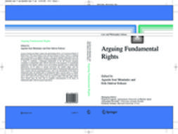 Eriksen, Erik Oddvar - Arguing Fundamental Rights, ebook