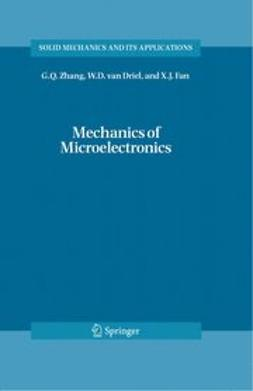 Driel, W. D. - Mechanics of Microelectronics, ebook