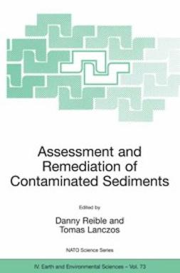 Lanczos, Tomas - Assessment and Remediation of Contaminated Sediments, ebook