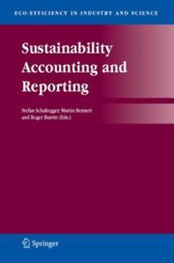 Bennett, Martin - Sustainability Accounting and Reporting, ebook