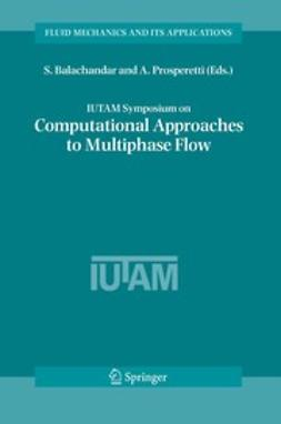 Balachandar, S. - IUTAM Symposium on Computational Approaches to Multiphase Flow, e-bok