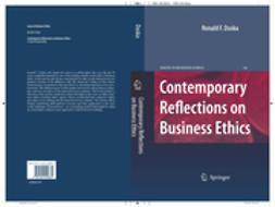 Duska, Ronald - Contemporary Reflections on Business Ethics, ebook