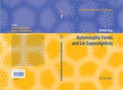 Ray, Urmie - Automorphic Forms and Lie Superalgebras, ebook