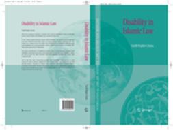 Rispler-Chaim, Vardit - Disability in Islamic Law, ebook