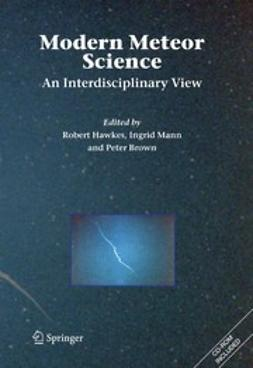 Brown, Peter - Modern Meteor Science An Interdisciplinary View, ebook