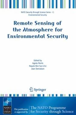 Demaison, Jean - Remote Sensing of the Atmosphere for Environmental Security, ebook