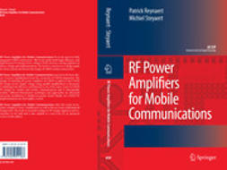 Reynaert, Patrick - RF POWER AMPLIFIERS FOR MOBILE COMMUNICATIONS, ebook