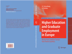 Schomburg, Harald - Higher Education and Graduate Employment in Europe, ebook