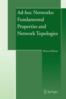 Hekmat, Ramin - Ad-hoc Networks: Fundamental Properties and Network Topologies, ebook
