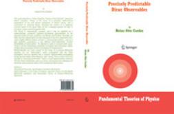 Cordes, Heinz Otto - Precisely Predictable Dirac Observables, ebook