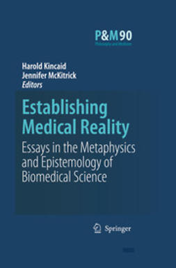 Kincaid, Harold - Establishing Medical Reality, e-kirja