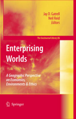 Gatrell, Jay D. - Enterprising Worlds, ebook