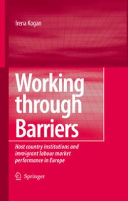 Kogan, Irena - Working Through Barriers, ebook