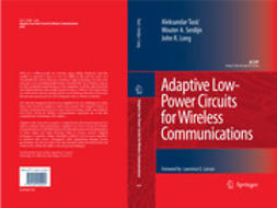 Long, John R. - Adaptive Low-Power Circuits for Wireless Communications, e-bok