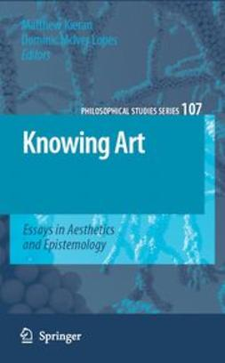 Kieran, Matthew - Knowing Art, ebook
