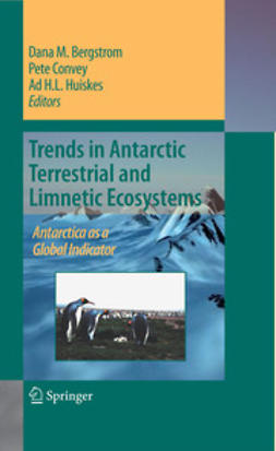 Bergstrom, D. M. - Trends in Antarctic Terrestrial and Limnetic Ecosystems, ebook
