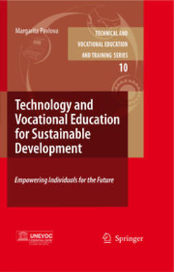 Pavlova, Margarita - Technology and Vocational Education for Sustainable Development, ebook