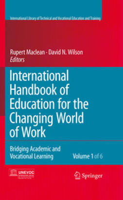 Maclean, Rupert - International Handbook of Education for the Changing World of Work, e-bok
