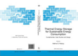 Paksoy, Halime Ö - Thermal Energy Storage for Sustainable Energy Consumption, ebook