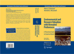 Bockstael, Nancy E. - Environmental and Resource Valuation with Revealed Preferences, ebook