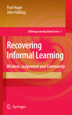 Hager, Paul - Recovering Informal Learning, ebook