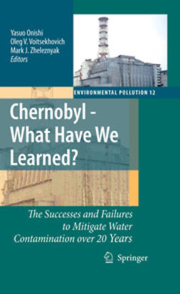 Onishi, Yasuo - Chernobyl – What Have We Learned?, ebook